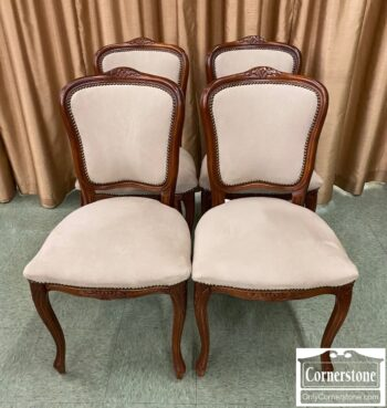 7397-6 - Set of 4 French Style Chairs