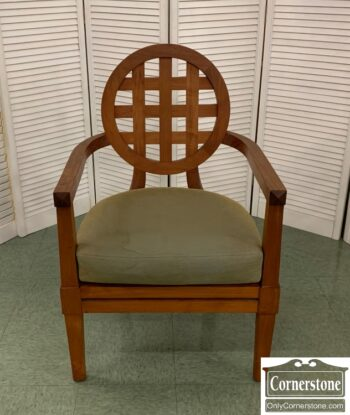 7413-2 - McGuire San Fran Teak Garden Chair