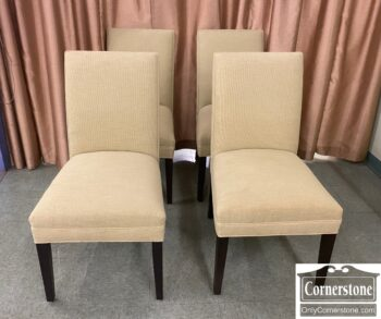 7424-59 - 4 Design Master Uph Side Chairs
