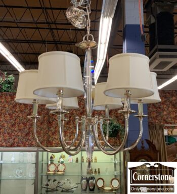 7432-1 - Currey Co Contemporary Hanging Fixture