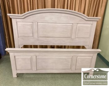 7441-11 - Made in USA Painted Pine Queen Bed