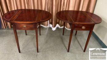 7451-1 - Pr Mah Hepp Pembroke Tables