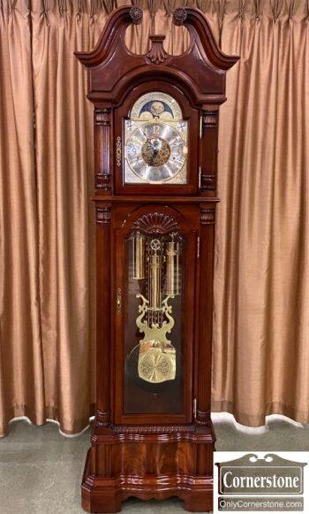 7459-7 - Sligh Cher Tall Case Clock