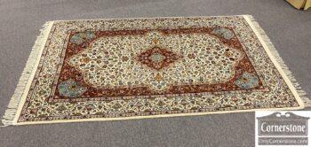 7462-1 - Indo Hand Woven Wool Ru
