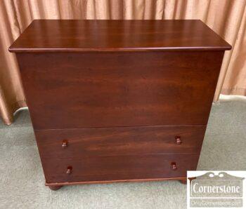 7466-6 - Standing Cedar Chest 2 Drawers