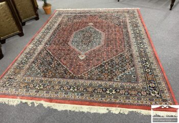 7490-54 - Indo Wool Hand Knotted Rug