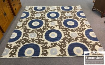 7496-1 - Contemp Knot and Co Rug