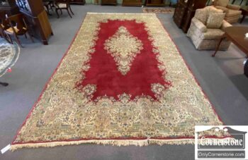 7498-2 - Wool Hand Knotted Rug