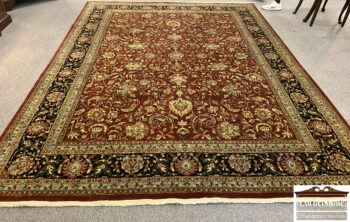 7512-1 - Hand Knotted Rug
