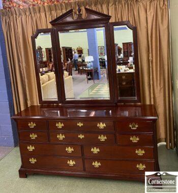 7532-5 - Thomasville Cher Dresser Trifold Mirror