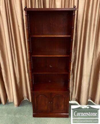 7564-15 - Bamboo Style Shelf Unit Mah