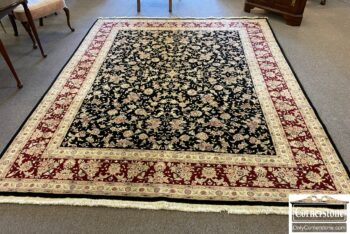 7577-4 - Chinese Wool Hand Knotted Rug
