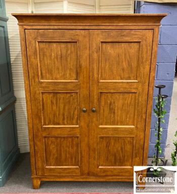 7597-19 - EA Mah Computer Cabinet