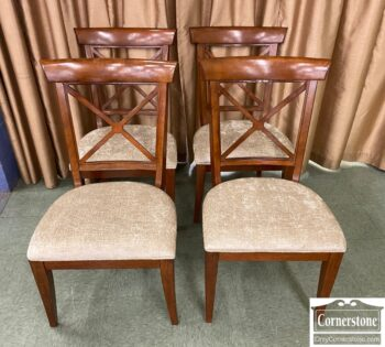 7626-134 - Hekman 4 Rustic Dining Chairs