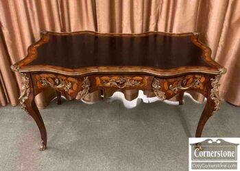 7626-152 - Antq 19th Cent Fr Writing Desk