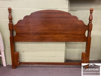 7626-23 - Sol Maple QF Poster Style Headboard