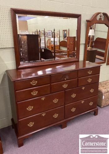 7626-241 - Harden Master Dresser w Mirror