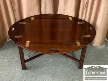 7626-26 - Mah Butlers Sty Coffee Table