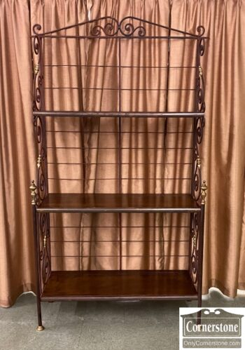 7626-28 - Bakers Rack with Shelves