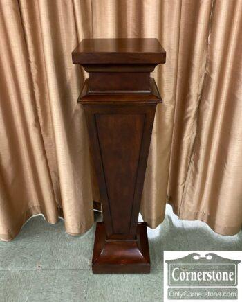 7626-292 - EA Cherry Tall Pedestal