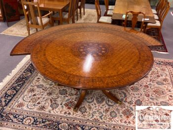 7626-314 - Rho Round Marqtry Inlaid Tbl