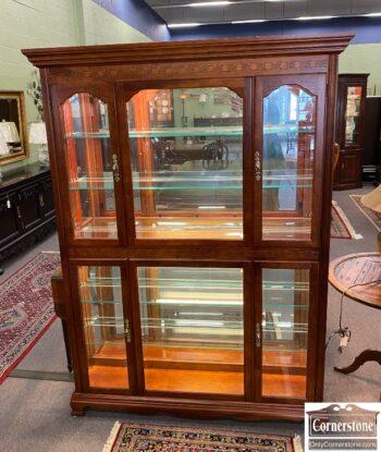 7626-346 - Pulaski Large Curio Cabinet