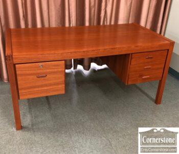 used teak desk for sale
