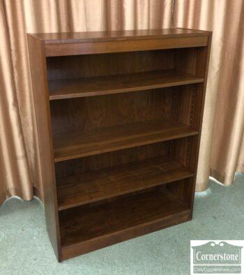 7626-619-Open Bookcase