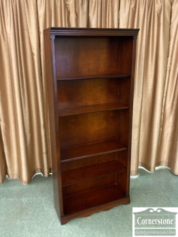 7626-642-Tall Open Bookcase (1)