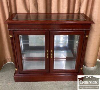 7626-9 - Jasper Cher Low Curio Cabinet