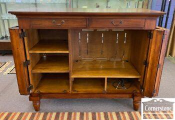 7648-2 - Romweber Cont Media Cabinet
