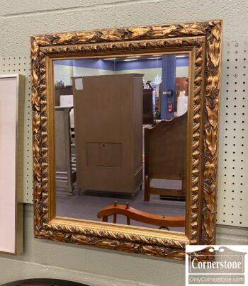 7656-1 - Gold Mirror