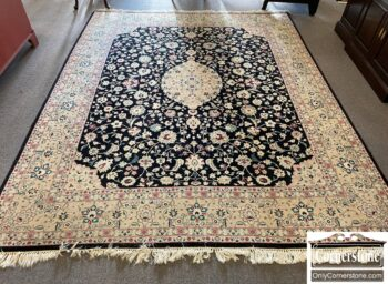 7657-9 - Hand Knotted Rug