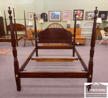 7659-1 - Statton Sol Cher Q Poster Bed