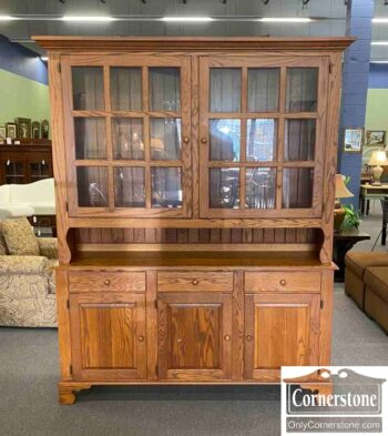 7683-2 - Edrich Mills 2 Pc China Cabinet