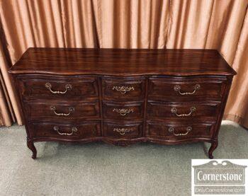 7731-15 - Henredon Oak Fr Sty Dresser