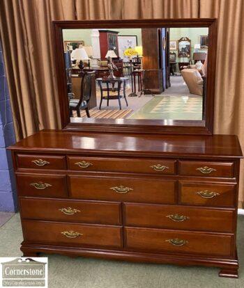 7745-5 - Sol Cher Chipp Dresser and Mirror
