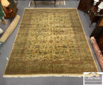 7760-15 - Indo Agra Antique Wash Rug