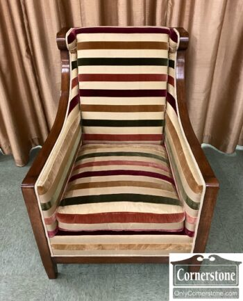 7760-4 - Dessin Fournir Co Strp Occ Chair