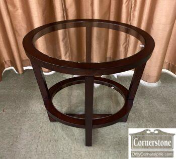 7784-10 - Lexington Home Cont Oval End Table