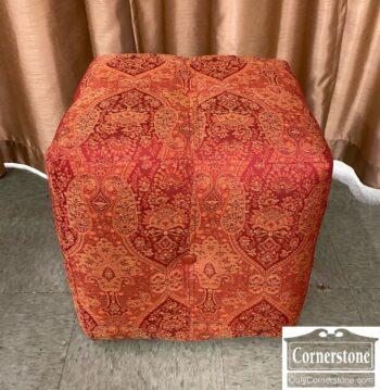7784-16 - Cube Ottoman