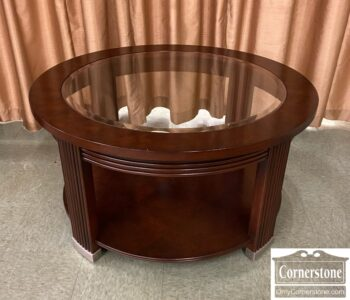 7784-31 - Lexington Home Cont Round Coffee Table