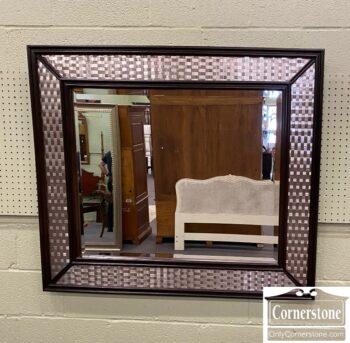 7784-32 - Lexington Contemporary Mirror Woven Metal