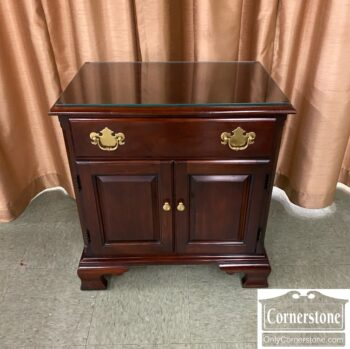 7789-3 - Statton Sol Cher End Table Cabinet