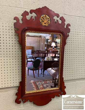 7813-4 - Chippendale Mirror