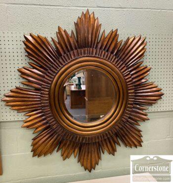 7815-10 - Howard Eilliott Sunburst Mirror