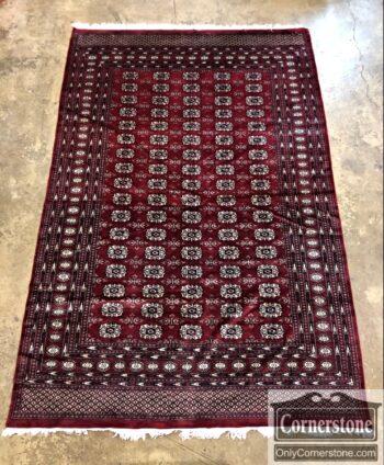 used bokara rug