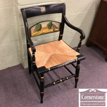 used william and mary chair