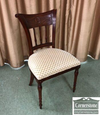 7875-5-Regency Style Side Chair