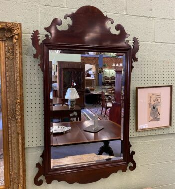 used stickley mirror